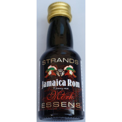 Touch-up STRANDS JAMAICA PIRACKA RUM - 25 ml. for 0.75 ml vodka.