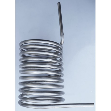 DOUBLE SPIRAL 50 HOSES 2J STAIND
