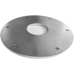 STAINLESS STAINLESS STEEL TANK 160 / 50MM THICK 4mm