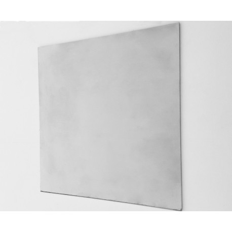Sheet stainless 304 2MM 10x20CM