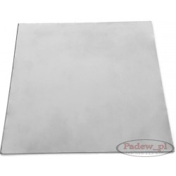 Sheet stainless 304 1MM 10x20CM