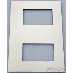 Thermometer panel -50-110C