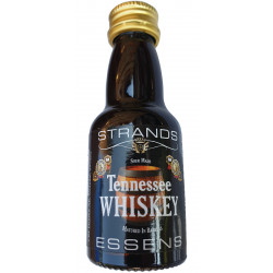 STRANDS TENNESSEE WHISKEY - 25 ml. on 0.75 ml. vodka
