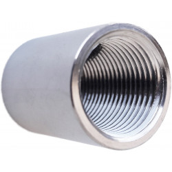 Coupling size 1/2 inch 20,9 mm